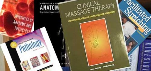 Massage Therapy Course Textbooks