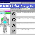 Soap Notes for Massage Therapy